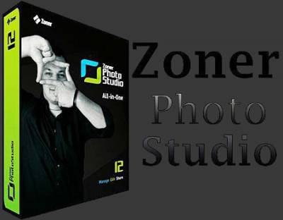 Portable Zoner Photo Studio Professional v12.9 RUS